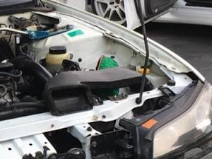 シルビア S15 specRのエンジンのカスタム事例画像 まめびあさんの2018年04月03日21:39の投稿