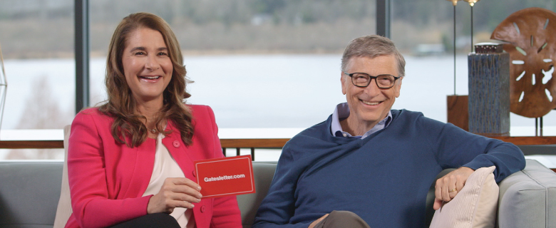 Bill and Melinda Gates Files for Divorce