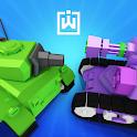 WeTank.io: Crash of Super Tanks icon