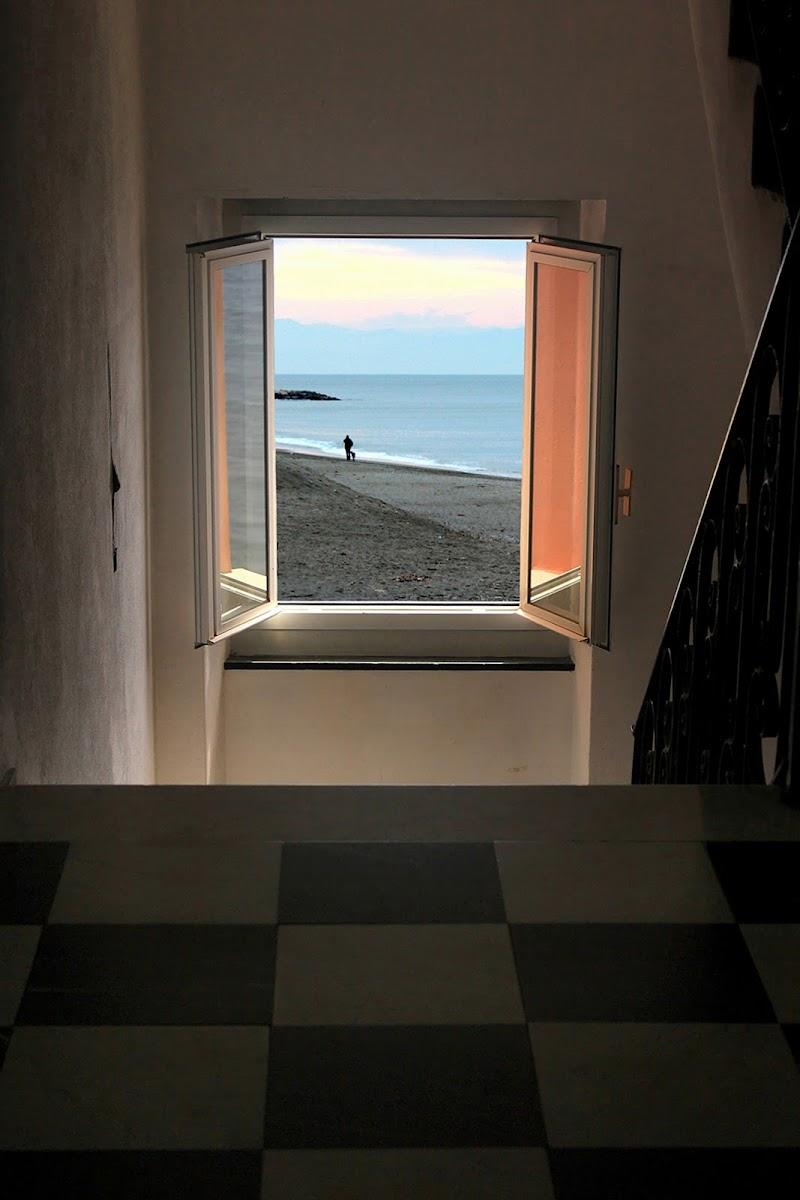 Vista sul mare. di Naldina Fornasari