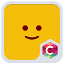 Warm Simple Smile Theme HD APK