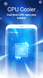 Clean Master - Antivirus, Applock & Cleaner APK screenshot thumbnail 4
