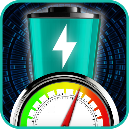 Battery Optimizer Fast Charger Icon