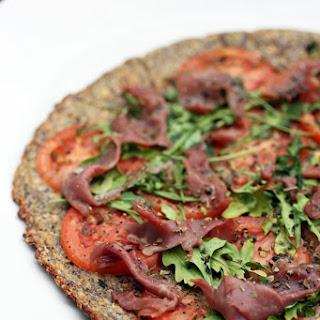 Prosciutto and Arugula Pizza Recipe