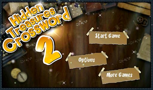 Treasures Crossword 2