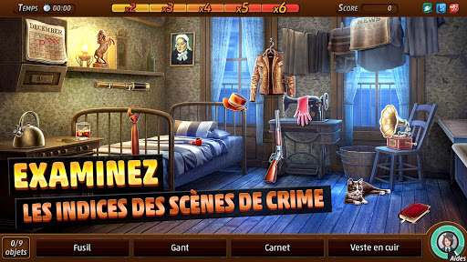 Télécharger Gratuit Criminal Case: Mysteries of the Past! apk mod screenshots 2