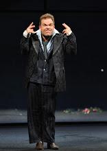 Photo: WIEN/ Burgtheater: DER ALPENKÖNIG UND DER MENSCHENFEIND von Ferdinand Raimund. Inszenierung: Michael Schachermaier. Premiere 29.9.2012. Cornelius Obonya. Foto. Barbara Zeininger.