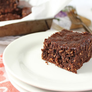Unbelievable Chocolate Coconut Brownies.