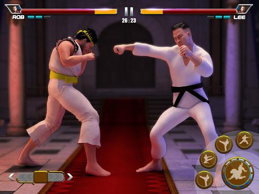 Karate Fighting 2020: Real Kung Fu Master Training  screenshots 8