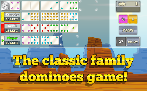 Mexican Train Dominoes Gold 2.0.7-g screenshots 11