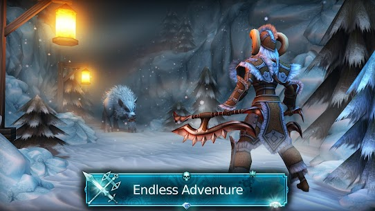 Eternium Mod Apk 1.5.4  (Unlimited Money +All Skills Unlocked) 3