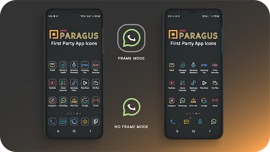 Download #Hex Plugin - Paragus UI for Samsung Pie OneUI For PC