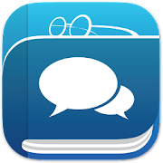 App Icon for Idioms and Slang Dictionary App in Viet Nam Play Store