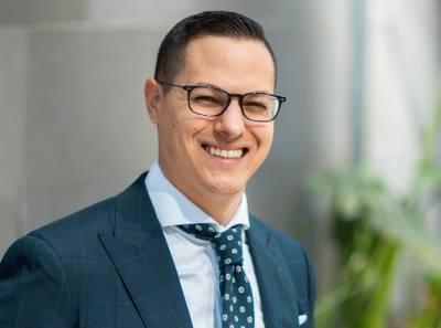 Matthew Bernath, head of data analytics, RMB