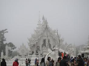 Photo: The White Temple, Chiang Rai