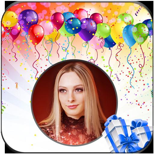生日相框 攝影 App LOGO-APP試玩