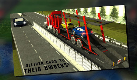 Car Transport Airplane Pilot 1.1 screenshot 767135