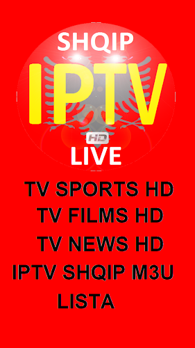 Download IPTV TV SHQIPTARS APK latest version app by triplapp for