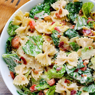 Lettuce Pasta Salad Recipes