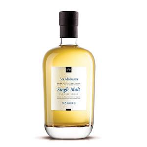 Domaines des hautes glaces Single Malt Julhès whisky