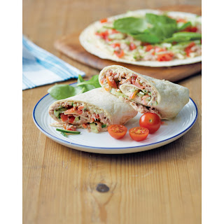 Healthy Tuna Wraps Recipes.