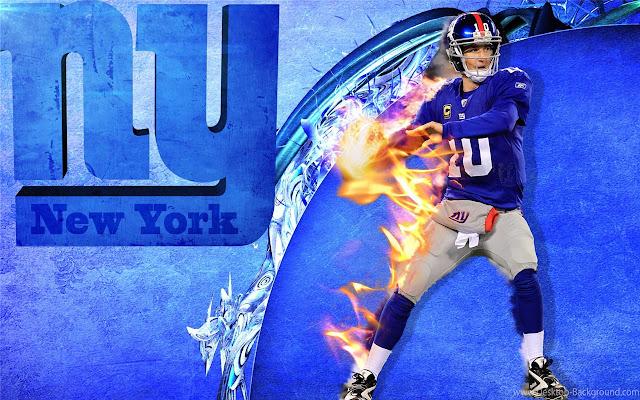 Eli Manning Themes & New Tab
