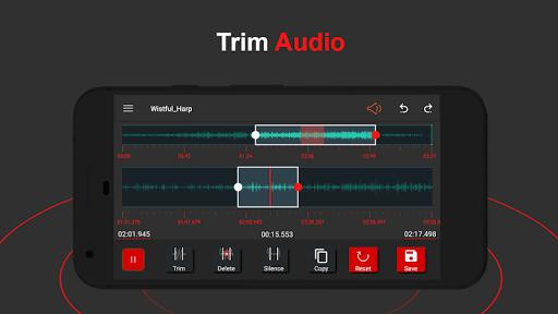 AudioLab - Audio Editor Recorder & Ringtone Maker 0.99-K screenshots 2