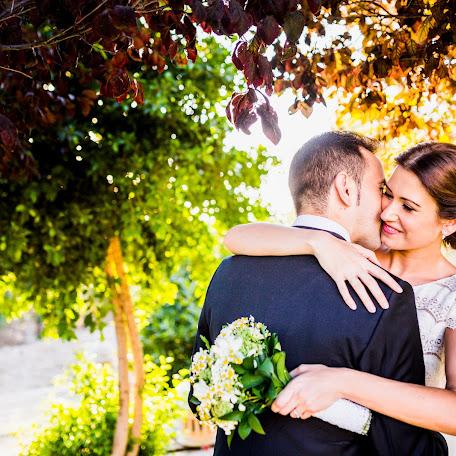 Fotógrafo de bodas David Quirós (quirs). Foto del 24.09.2016