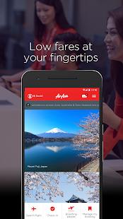 AirAsia - náhled