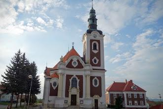 Photo: kostel ve Vnorovy