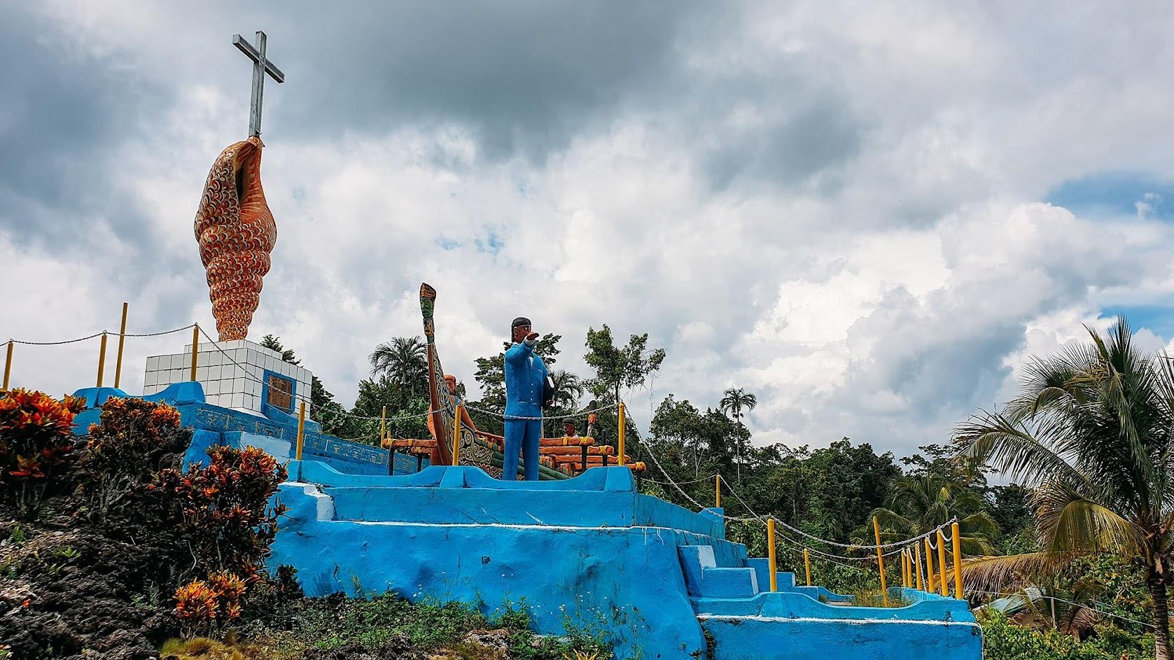 Dias 126 a 129 - Visitar BIAK, o arquipélago dos piratas da Papua|Indonésia