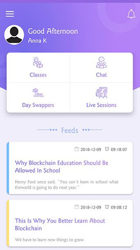 Blocklogy Lite screenshot 3