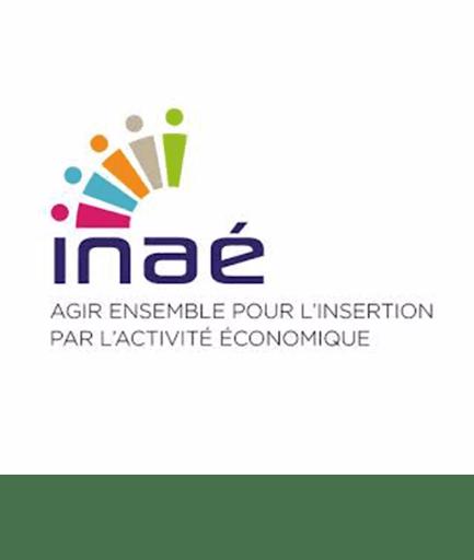 Inaé Agir Ensemble pour l'Insertion par L'Activité Economique - Economie Sociale et Solidaire ESS - Client Quadrare Conseil - Accompagnement  pour accélerer durablement le développement de son entreprise