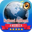 National Anthems : America icon