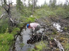 Photo: Пьем, умываемся, я поливаю голову холодной водой, ненадолго помогает.