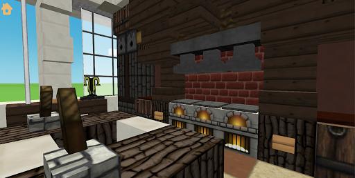 Penthouse build ideas for Minecraft 155 screenshots 6