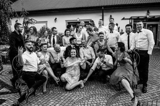 Wedding photographer Radek Kazmierczak (wildlight). Photo of 15.09.2017