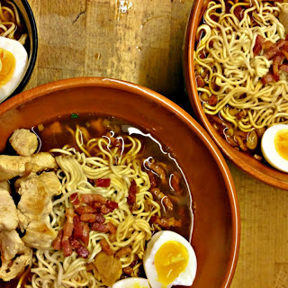 Bacon and Chicken Ramen Recipe