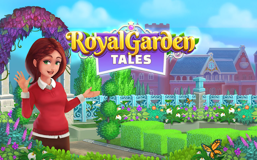 Royal Garden Tales - Match 3 Castle Decoration