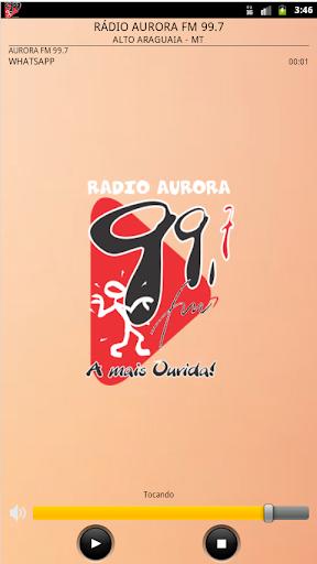 RÁDIO AURORA FM 99.7