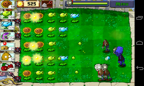 Plants vs Zombies MOD (Unlimited Coins/Sun) 6