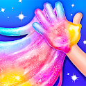 Rainbow Slime Waterfall - Slime Factory icon