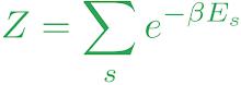 Modified LaTuXiT output equation