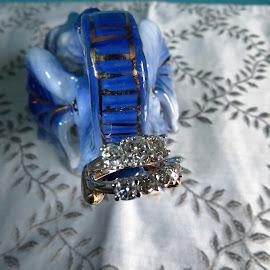Bride's wedding ring by Maricor Bayotas-Brizzi - Wedding Details (  )