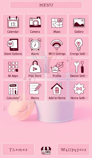 Cute Wallpaper Pastel Macarons Theme 1.0.1 Windows u7528 2