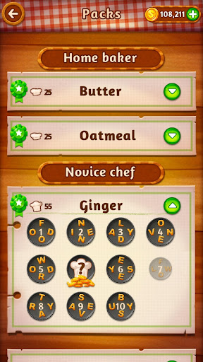 Word Cookies!u00ae 20.0625.00 screenshots 4