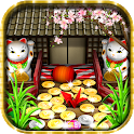 Coin Japan Pusher Fever Mania icon