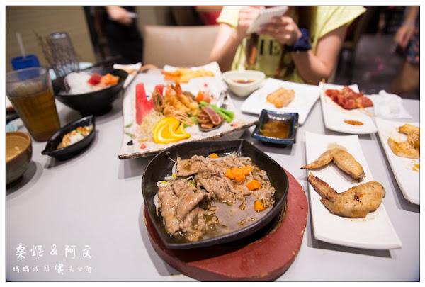 Toka東加和漢創作料理,平價日式料理吃到飽,生食、烤物、熟食等眾多口味!