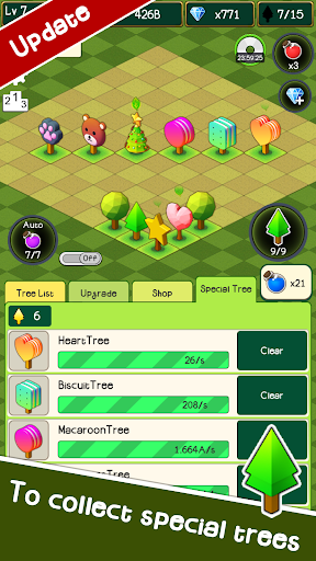 Tree Clicker : healing Idle Game 6.1 de.gamequotes.net 2