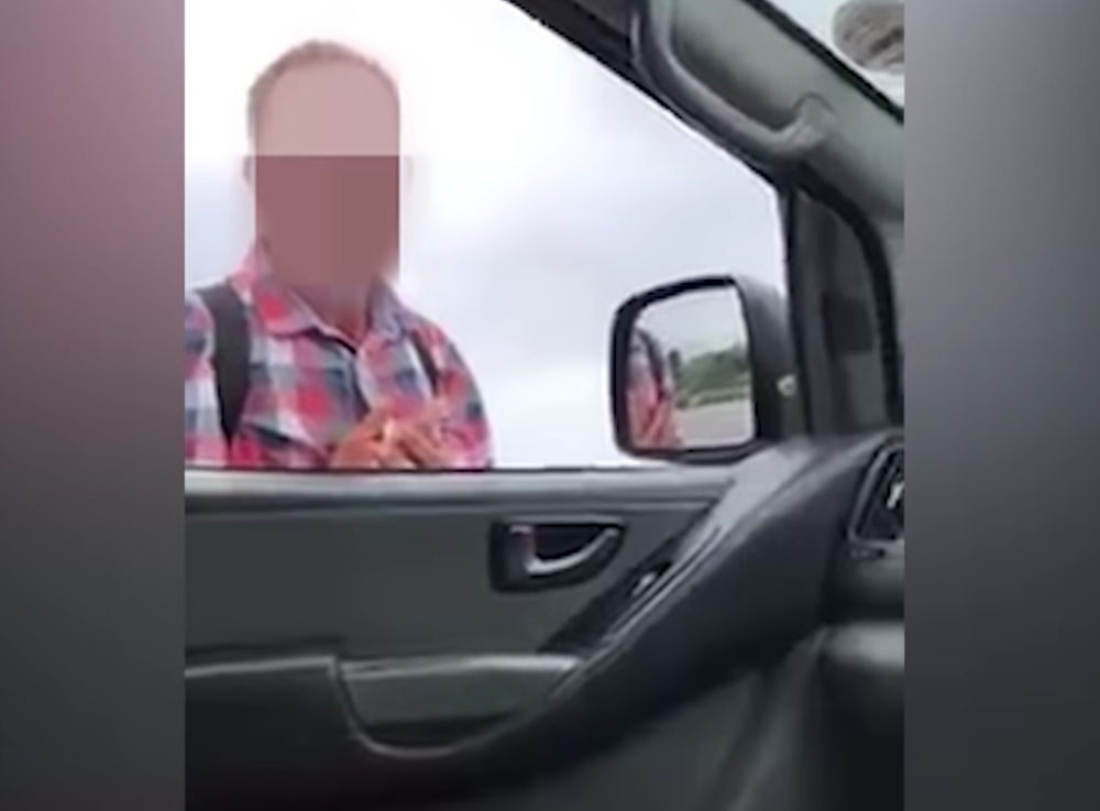 Black businessman who chastised white vagrant was trying to 'break the internet'